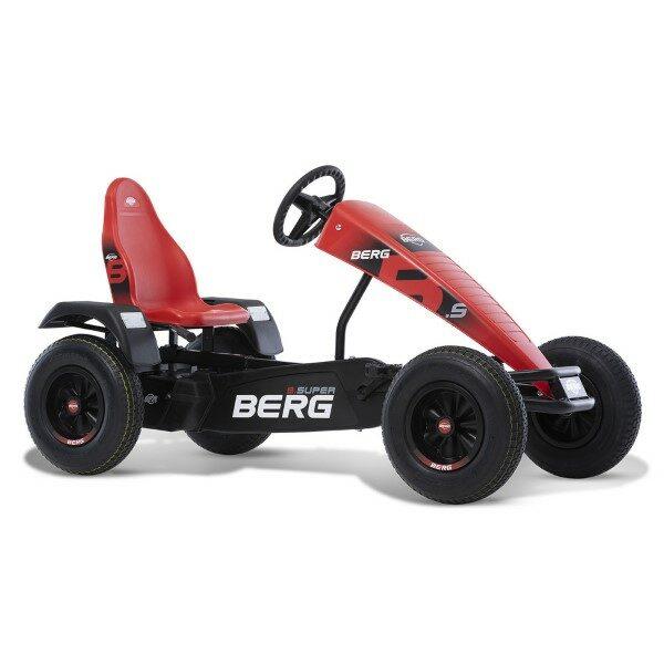 BERG XXL B.Super Red E-BFR-3