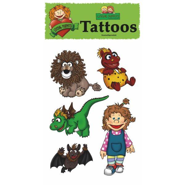 Tattoo Ilselotten en vrienden