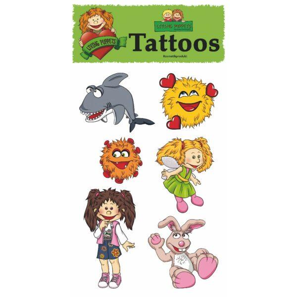 Tattoo Monique en vrienden