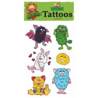 Tattoo Monsters