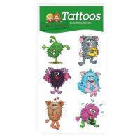 Tattoo Flausi en vrienden