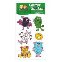 Glittertattoo's Monsters
