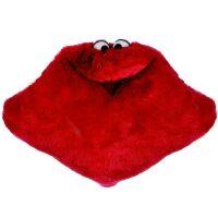 Rood kussen