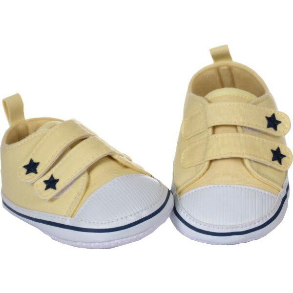 Gele schoenen