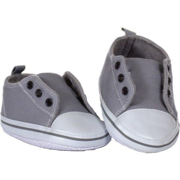 Grijze schoenen