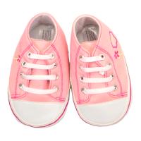 Roze schoenen