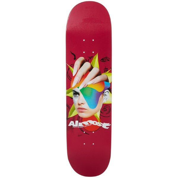 Almost Deck Face Collage R7 8.25
