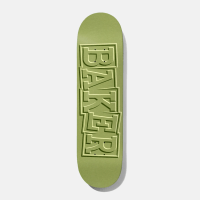 Baker TF Ribbon Green Deck 8.5