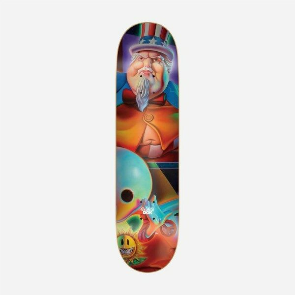 DGK Deck Regu M Ron English 8.0