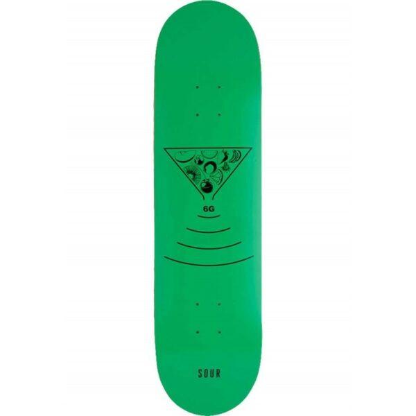 Sour 6 G Fluoro Green 8.25