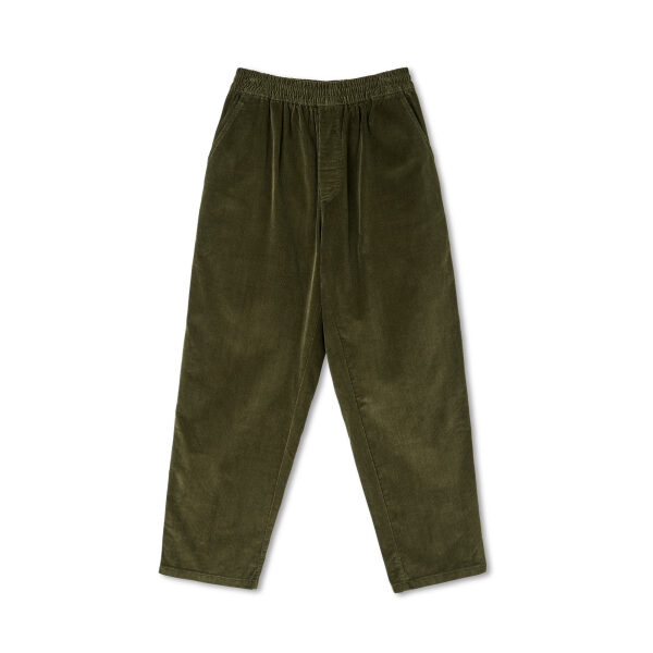 Polar Cord Surf Pants uniform green