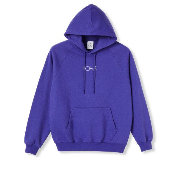 Polar Default Hoodie Purple