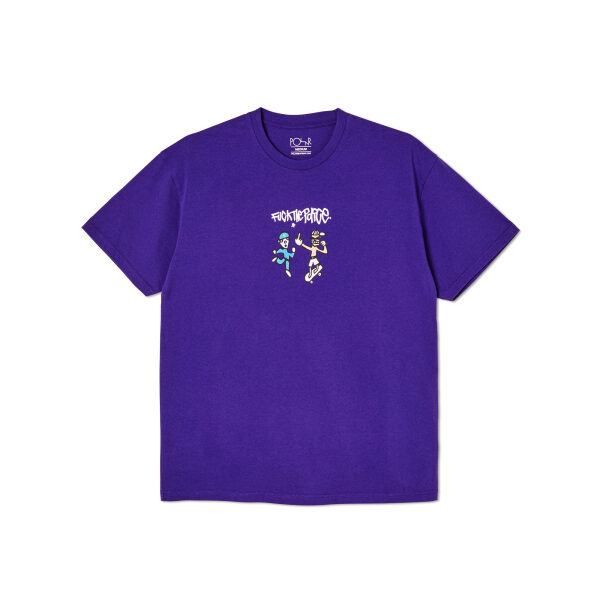 Polar FTP T-shirt Purple