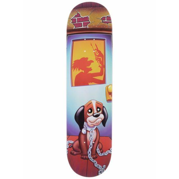 Skateboard Heritage Blind Tim Gavin Dog