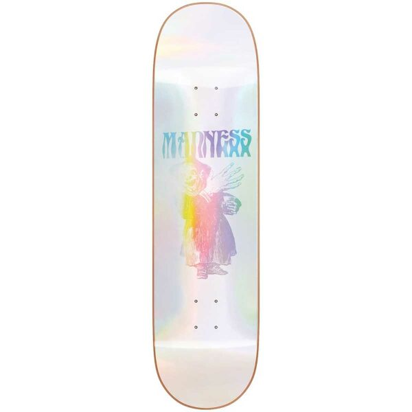 Skateboard Madness Back Hand Popsicle Holographic
