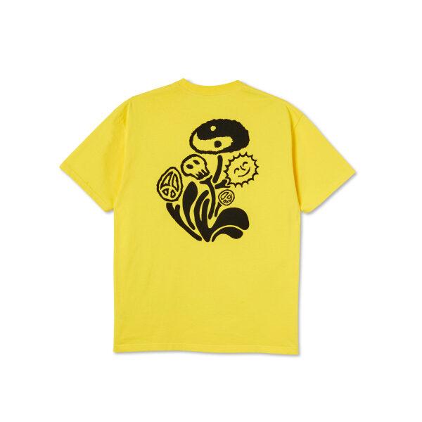 Polar Trippin' T-shirt Lemon